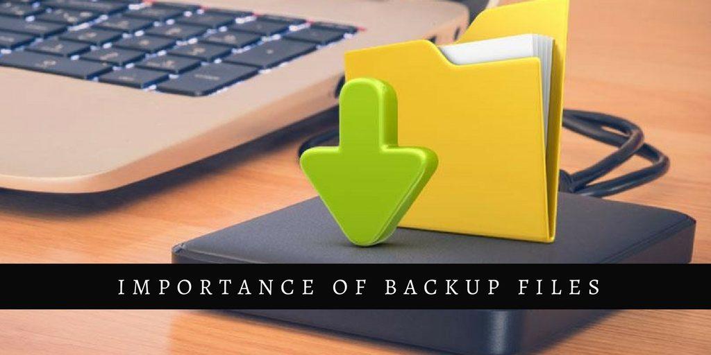 Repair Corrupt BKF Files